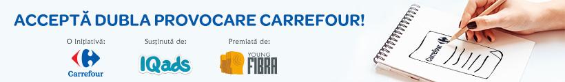 Dubla provocare Carrefour - YOUNG FIBRA
